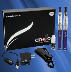 Apollo Ego E Cig Review