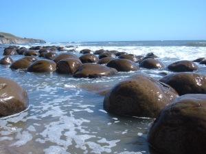 Bowling Ball Beach California