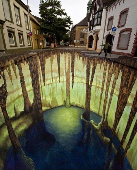 3D Street art By Edgar Mueller 5