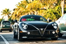 Alfa Romeo Luxury Sports car