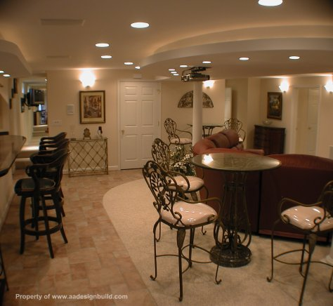 Features that Boost Your Home Value Finished Basement