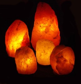 Can You Leave Salt Lamps On : Himalayan Salt Lamp Cool Notion Quest