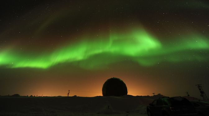 Aurora Borealis – Naturally Weird Science of the Northern Lights