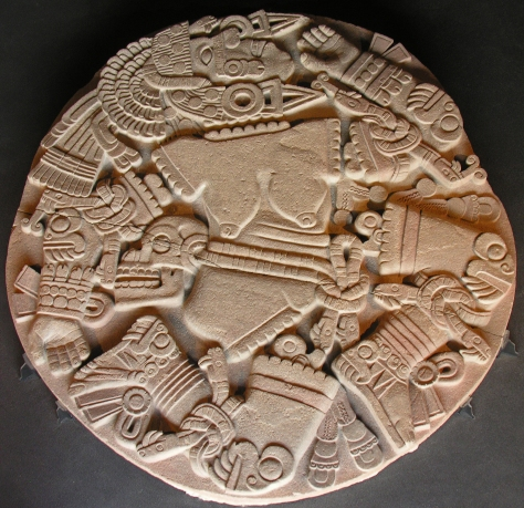 Aztec Carving 2