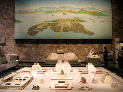 Aztec Tenochtitlan