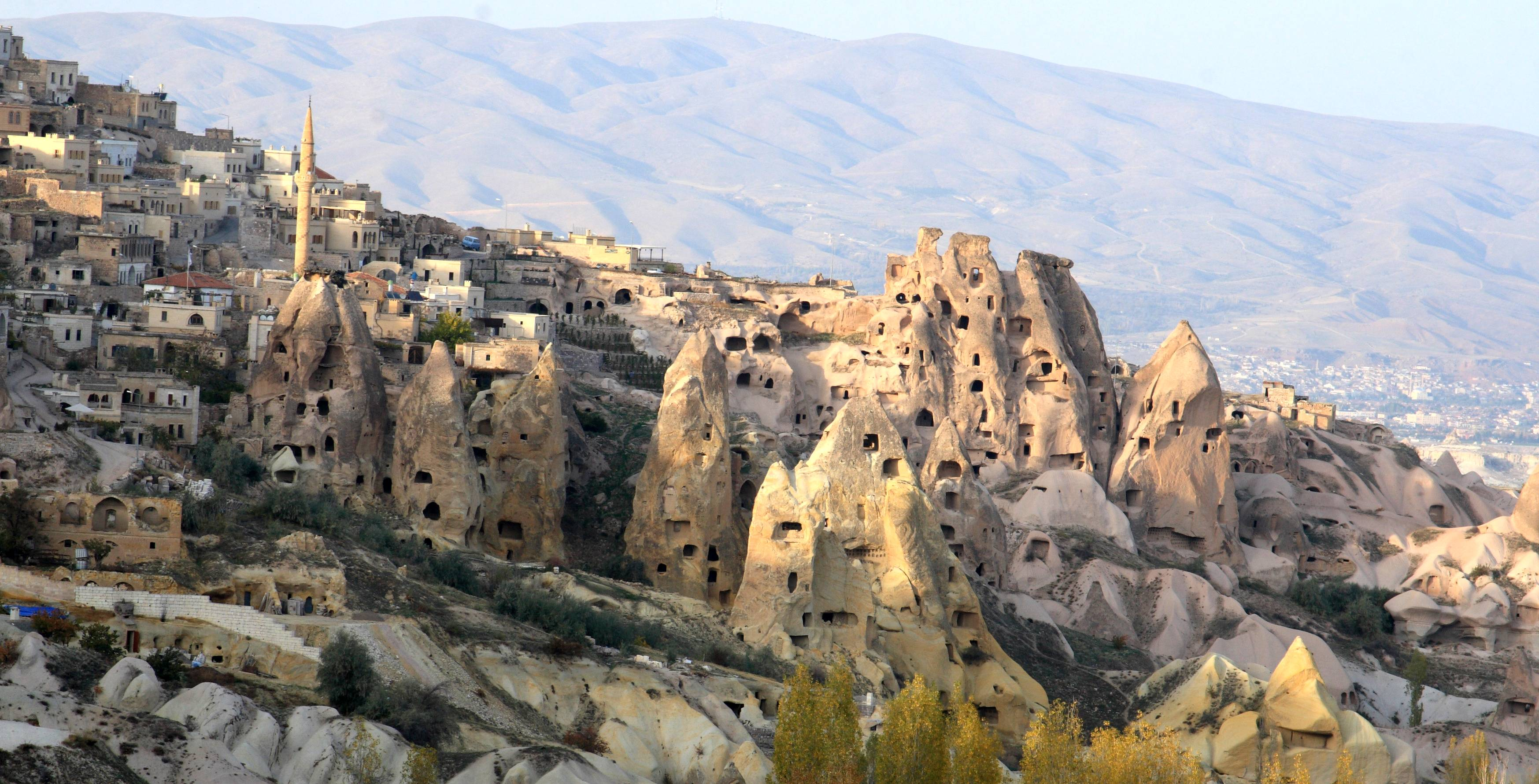 Cappadocia – Amazing Ancient Underground Cities | Cool ...