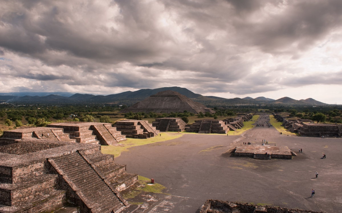 Aztec – Mysterious, Violent Ancient Civilization | Cool ...