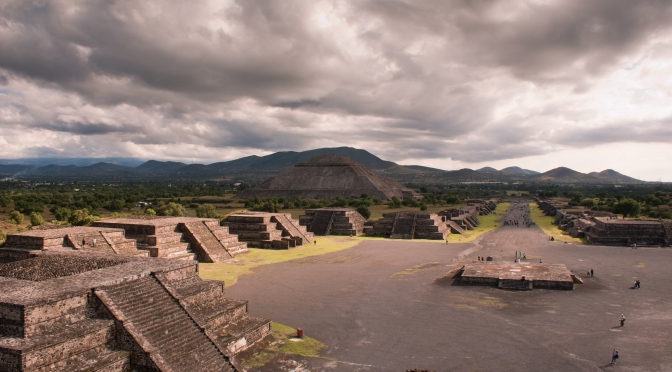 Aztec – Mysterious, Violent Ancient Civilization