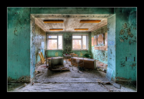 Abandoned Places - Chernobyl 2