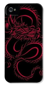 iphone 4 cases - Dragon Chinese 1