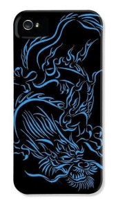 iphone 4 cases - Dragon Chinese